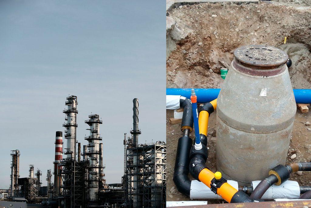 発電所|水道工事